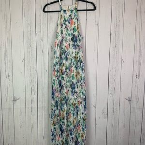 Likely | floral sheer maxi dress | Revolve
